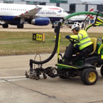 Airport Line Removal